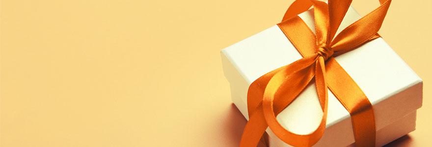 cadeaux de clients